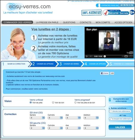 Code Promo Easy Verres