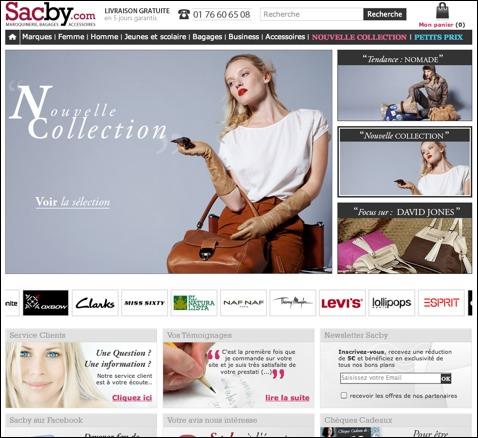Sacby code promo