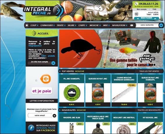 Intégral Pêche code promo / réduction
