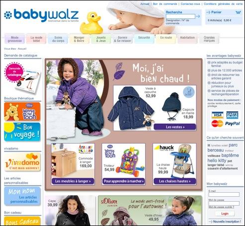 Baby walz code promo r duction livraison gratuite - Code promo vertbaudet livraison offerte ...