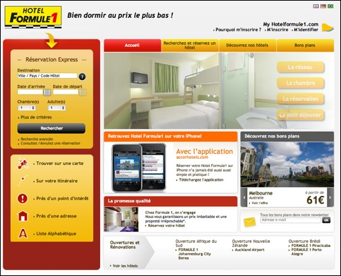Hotel formule 1 code promo reduction for Reservation formule 1