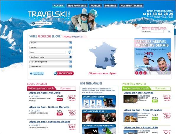 Travelski code promo / bon de réduction