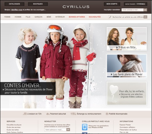 code reduction Cyrillus -15%