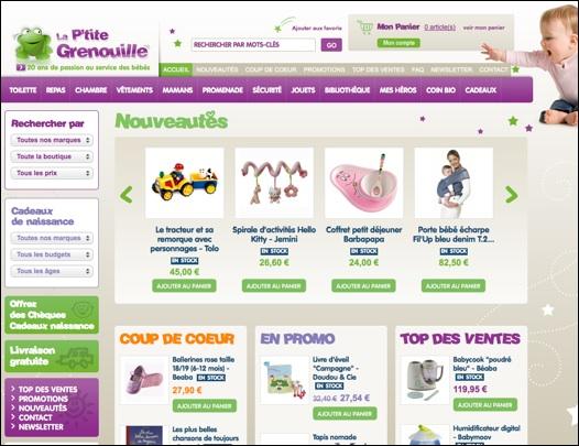 La ptite Grenouille code promo / bon de réduction