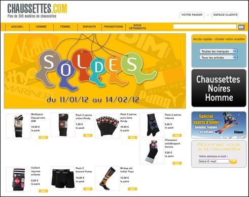 code promo Chaussettes.com