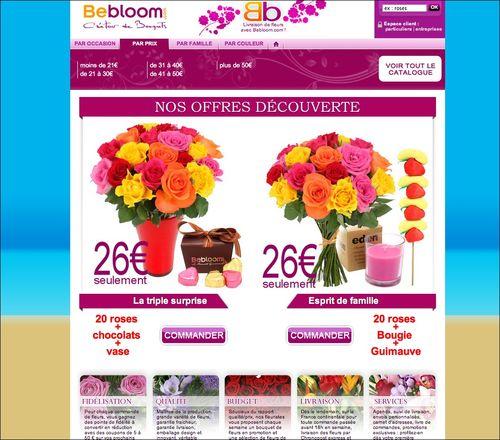bebloom.com code promo