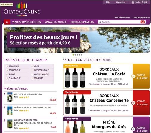 ChateauOnline code promo