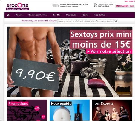 erozone.fr code promo reduction