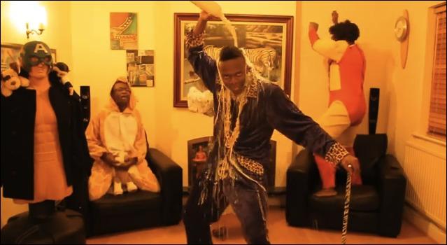 Harlem Shake Black Edition
