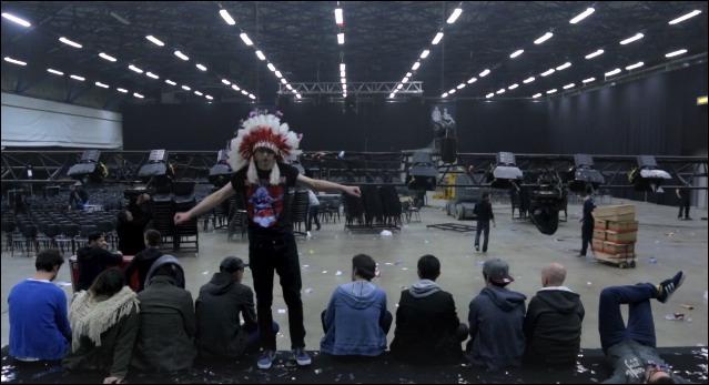 Le plus grand Harlem Shake au monde