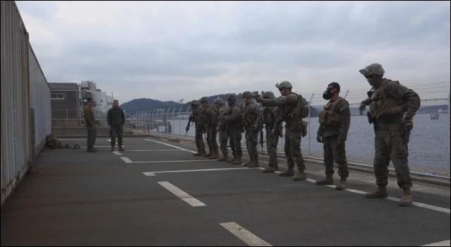 Harlem Shake des marines