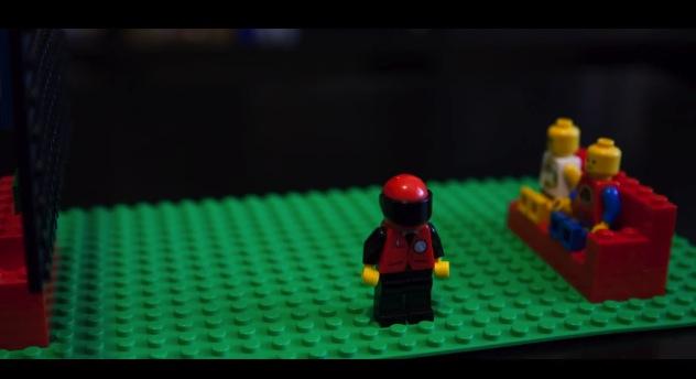 Harlem Shake Lego