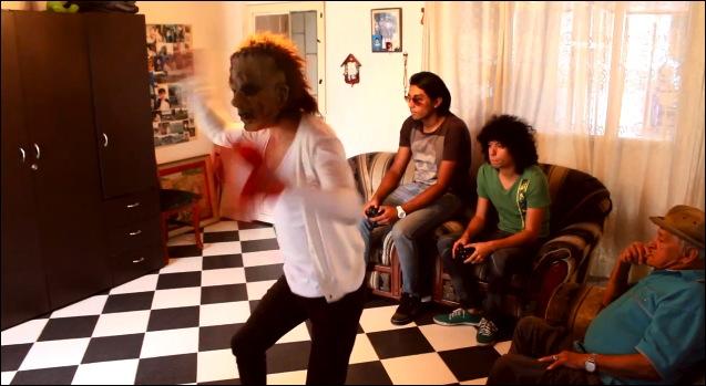 Harlem Shake Parodie