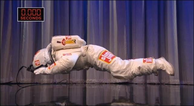 Saut en chute libre le plus court au monde