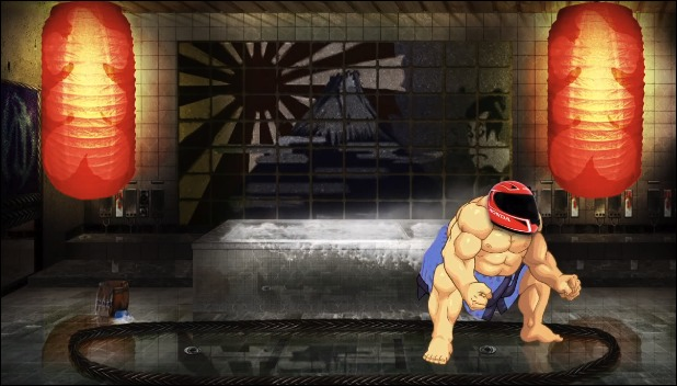 Harlem Shake Street Fighter