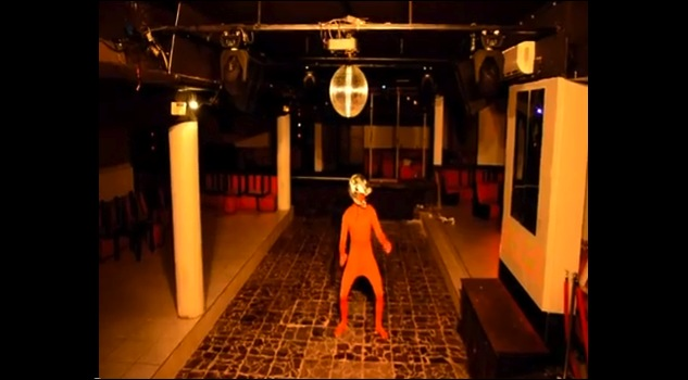 HARLEM SHAKE en discothèque
