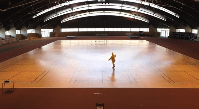 Harlem Shake STAPS Montpellier