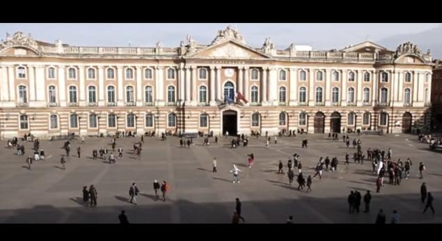 Harlem Shake Toulouse