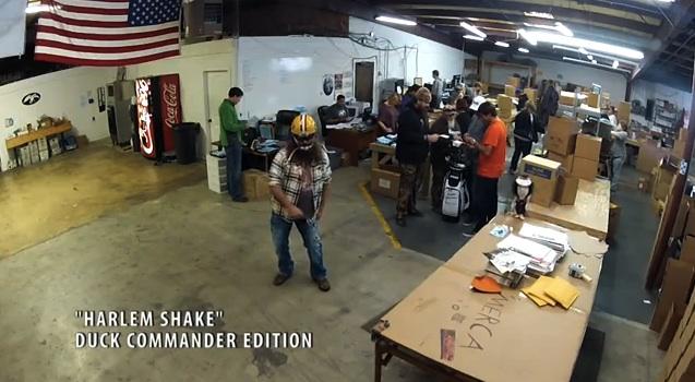 The Harlem Shake de Buck Commander