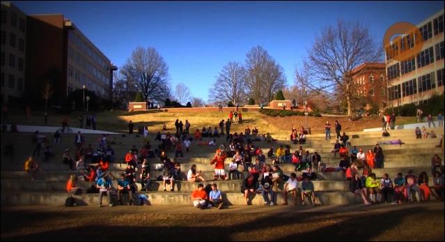 Harlem Shake à l'université