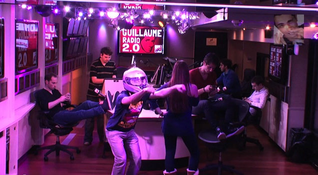 Harlem Shake Guillaume PLEY NRJ