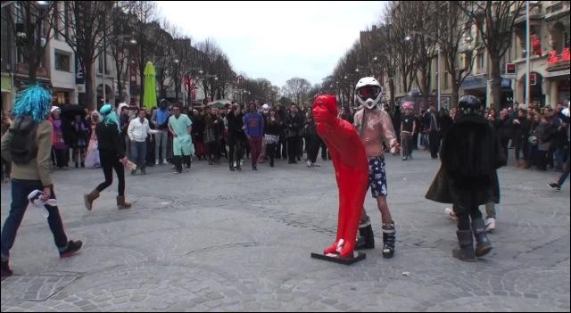 Harlem Shake à Reims