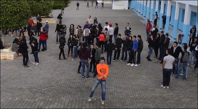 Le Harlem Shake remplace le Gangnam Style