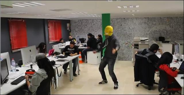 The Harlem Shake en Tunisie