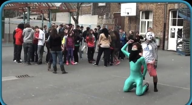 Harlem Shake CESJB