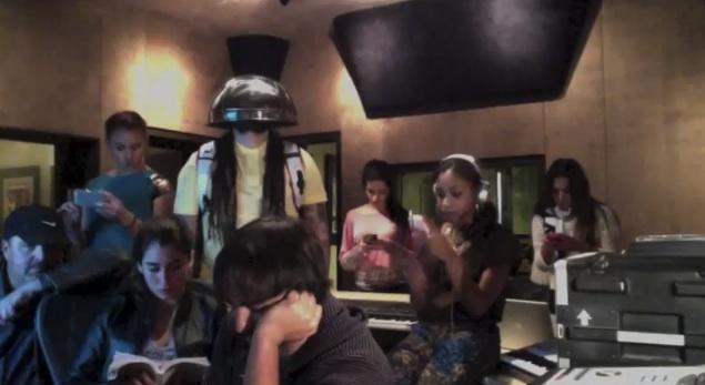 Harlem Shake les filles de Fifth Harmony