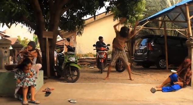 Harlem Shake en Indonésie