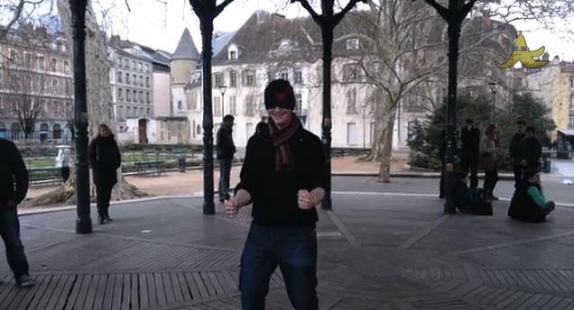 Harlem Shake à Grenoble