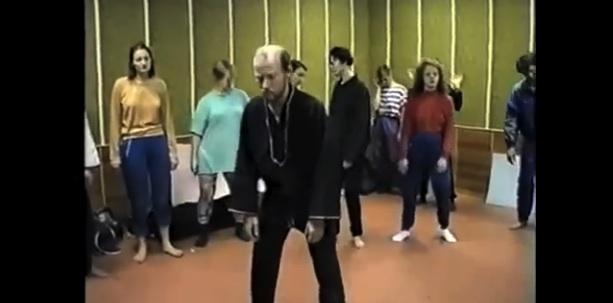 Harlem Shake en Russie