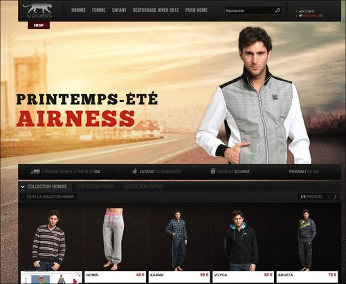 Code promo Airness