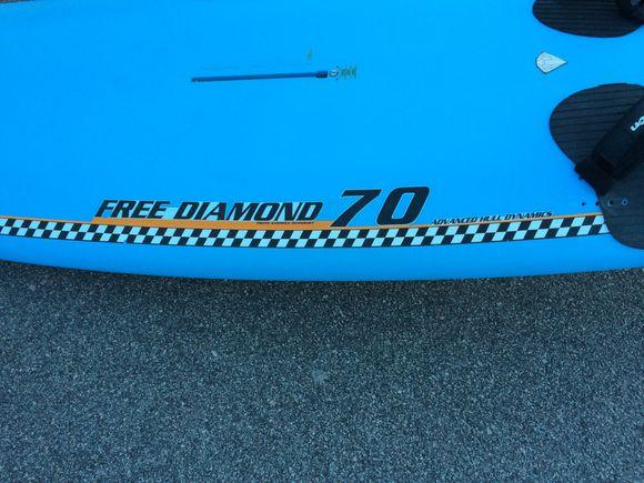 Ahd Free Diamond 70 Tout Petit Prix Windcorsica Com
