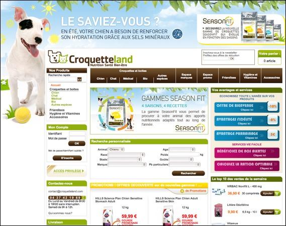 croquetteland code promo (-10%)