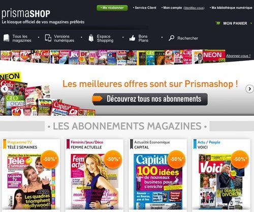 PrismaShop