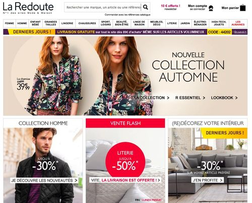 Laredoute-discount